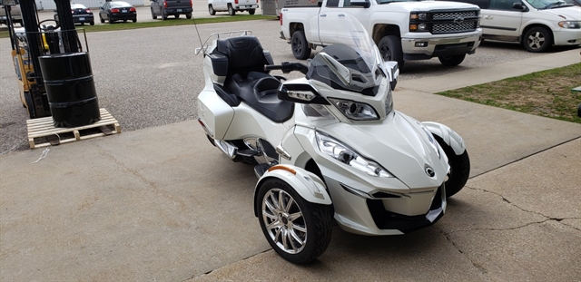 2015 Can-Am Spyder RT Limited at Zips 45th Parallel Harley-Davidson