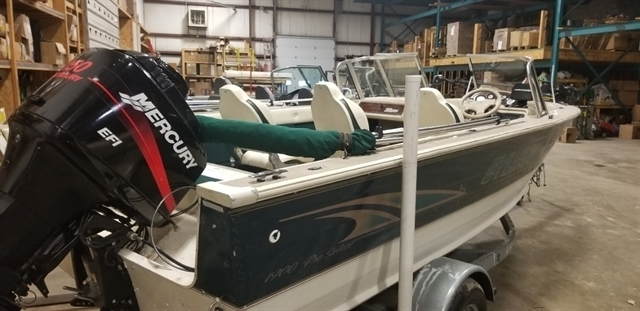 1997 SYLVAN 19 PRO SELECT at Pharo Marine, Waunakee, WI 53597