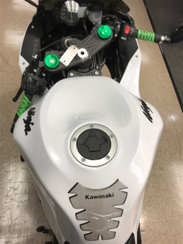 2017 Kawasaki Ninja ZX-6R Base at Sloan's Motorcycle, Murfreesboro, TN, 37129