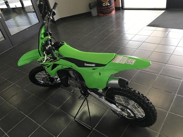 2021 Kawasaki KX 85 at Champion Motorsports