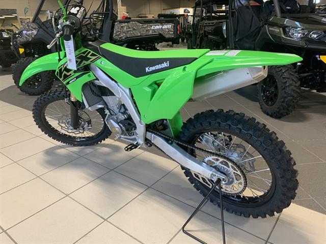 2021 Kawasaki KX KX450 at Star City Motor Sports