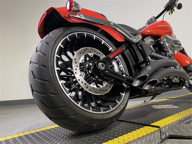 2017 Harley-Davidson Softail Breakout at Worth Harley-Davidson