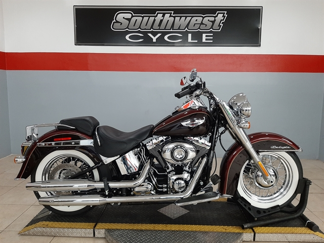 2014 Harley-Davidson Softail Deluxe at Southwest Cycle, Cape Coral, FL 33909