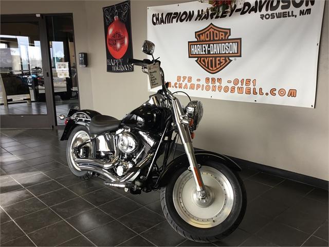2002 HARLEY FLSTFI at Champion Harley-Davidson