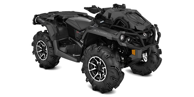 2017 Can-Am Outlander X mr 1000R at Sun Sports Cycle & Watercraft, Inc.