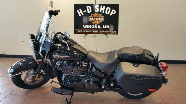 2018 Harley-Davidson Softail Heritage Classic at Harley-Davidson® Shop of Winona, Winona, MN 55987