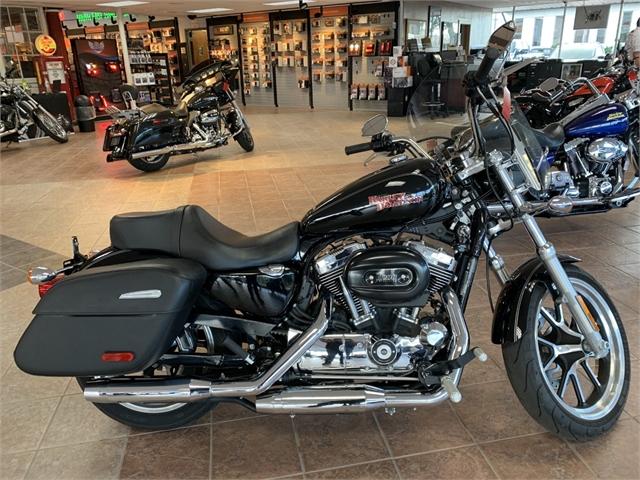 2014 Harley-Davidson Sportster SuperLow 1200T at South East Harley-Davidson