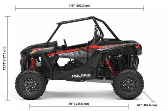 2019 Polaris RZR XP 1000 Trails and Rocks Edition at Pete's Cycle Co., Severna Park, MD 21146