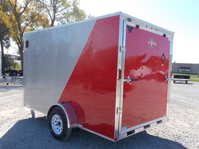 2020 Carry On 7X12CGRCM at Nishna Valley Cycle, Atlantic, IA 50022