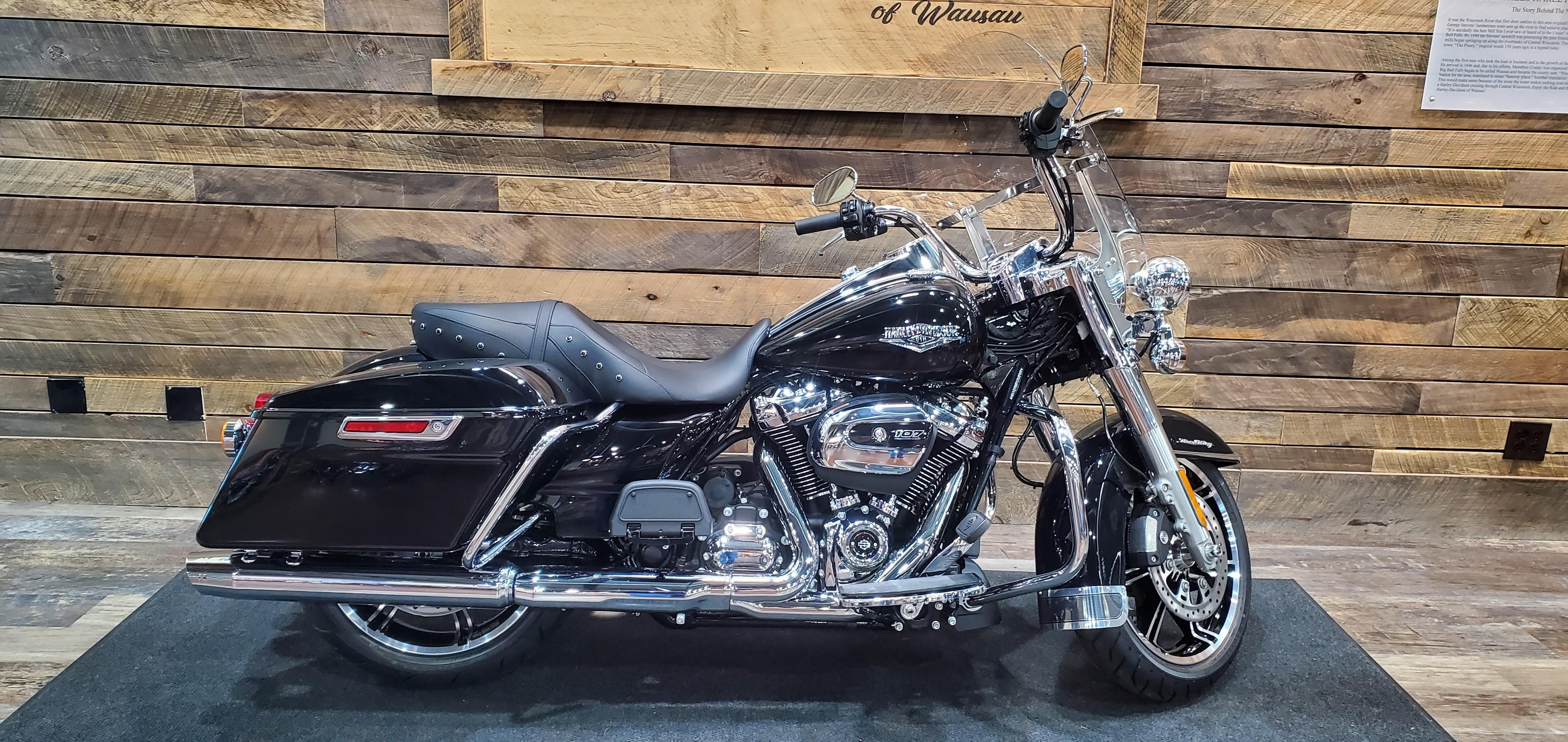 2021 Harley-Davidson Grand American Touring Road King at Bull Falls Harley-Davidson