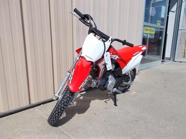 2020 Honda CRF 110F at Nishna Valley Cycle, Atlantic, IA 50022