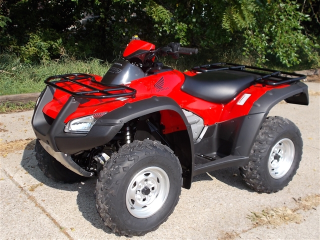 2019 Honda FourTrax Rincon Base at Nishna Valley Cycle, Atlantic, IA 50022