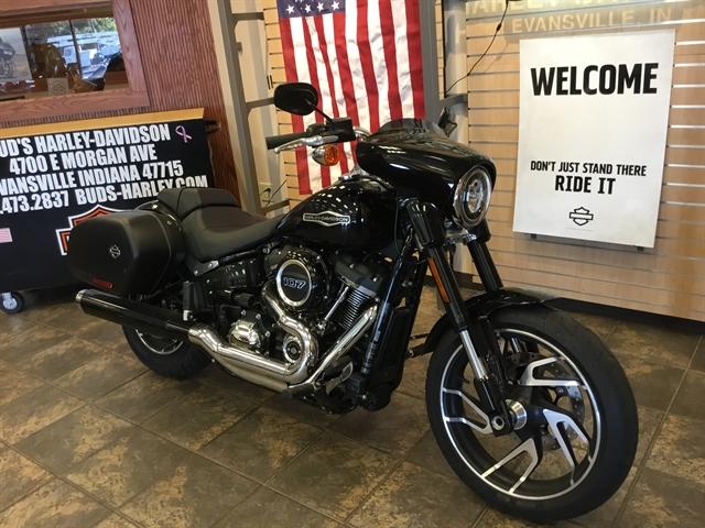 2018 Harley-Davidson SOFTAIL at Bud's Harley-Davidson