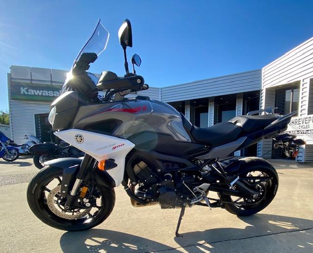 2019 Yamaha Tracer 900 at Shreveport Cycles
