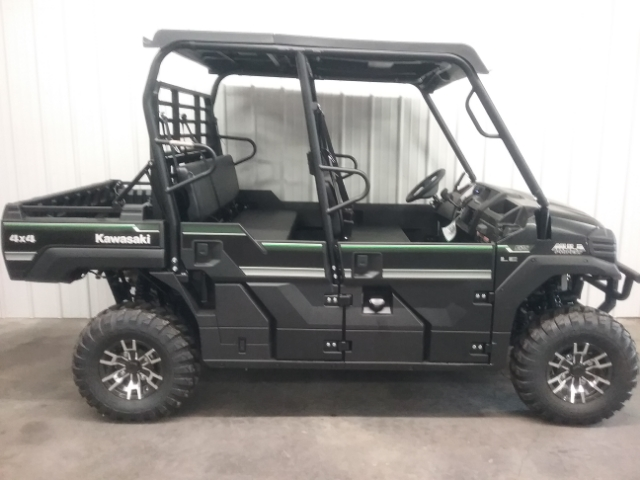 2019 Kawasaki Mule PRO-FXT EPS LE at Thornton's Motorcycle - Versailles, IN