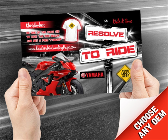 2018 Winter Resolve To Ride Powersports at PSM Marketing - Peachtree City, GA 30269