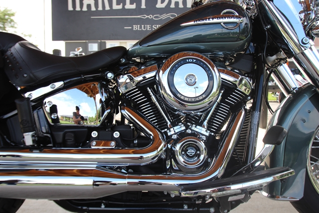 2020 Harley-Davidson Softail Heritage Classic at Outlaw Harley-Davidson