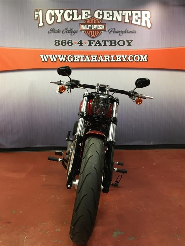 2019 Harley-Davidson Softail Breakout 114 at #1 Cycle Center Harley-Davidson