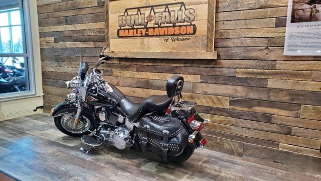 2011 Harley-Davidson Softail Heritage Softail Classic at Bull Falls Harley-Davidson