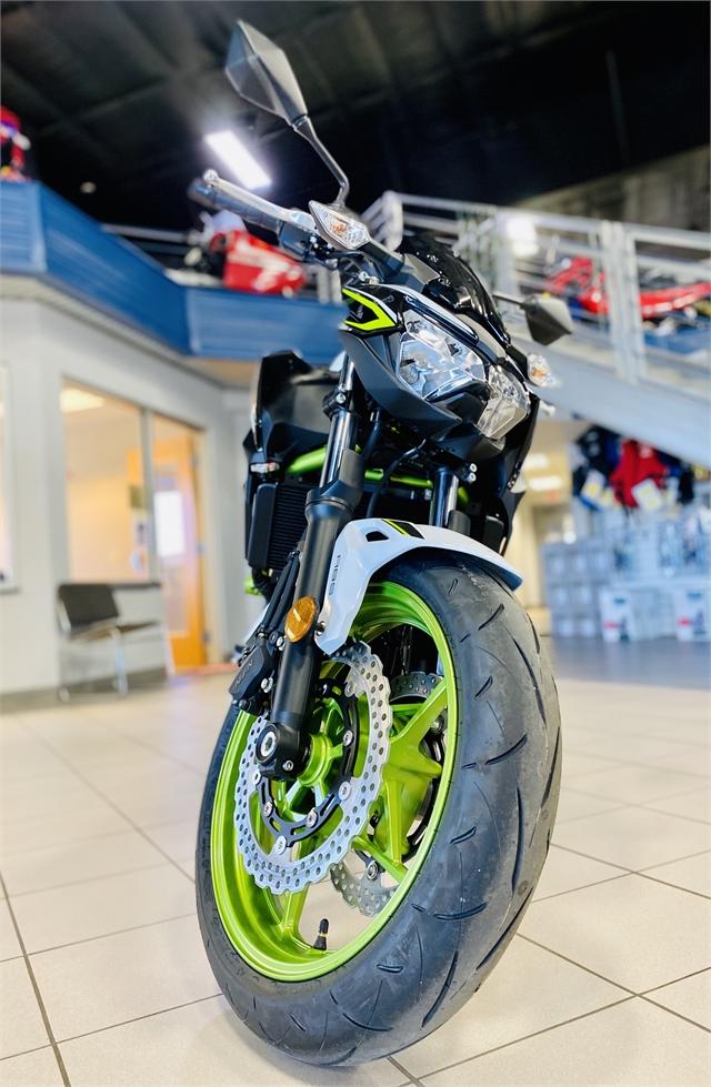 2021 Kawasaki Z650 ABS at Rod's Ride On Powersports