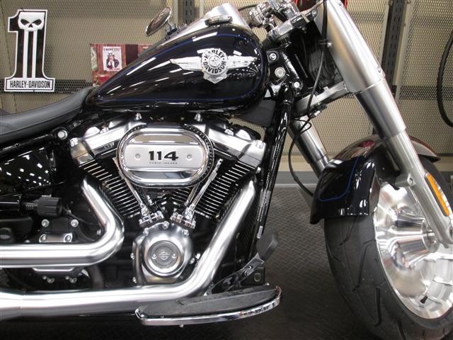 2019 Harley-Davidson Softail Fat Boy 114 at Hunter's Moon Harley-Davidson®, Lafayette, IN 47905