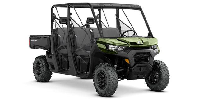 2020 Can-Am Defender MAX DPS HD8 at Wild West Motoplex