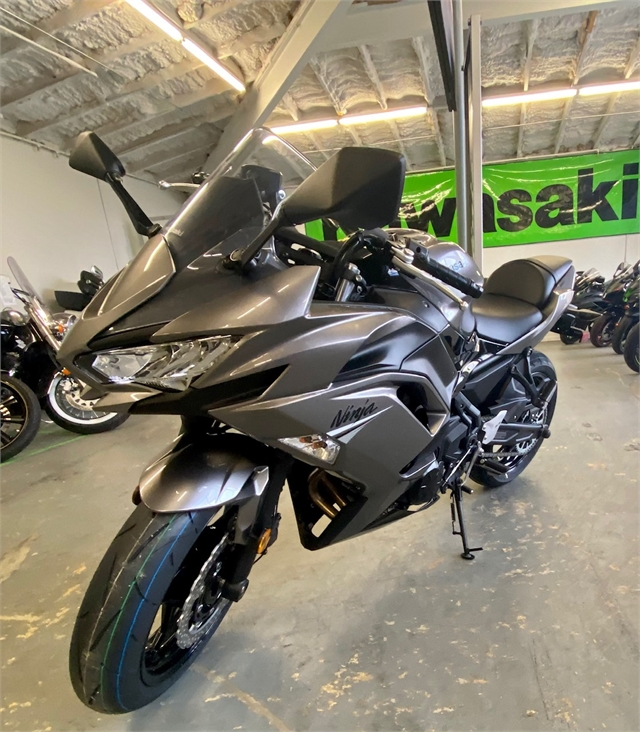 2021 Kawasaki Ninja 650 ABS at Shreveport Cycles