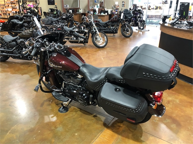 2018 Harley-Davidson Softail Heritage Classic 114 at Steel Horse Harley-Davidson®