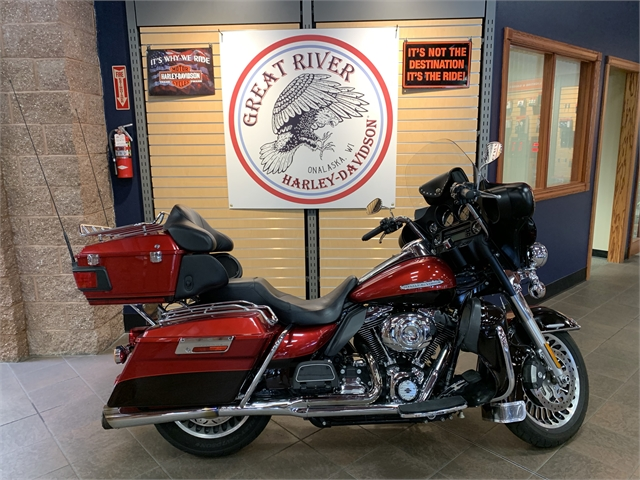 2013 Harley-Davidson Electra Glide Ultra Limited at Great River Harley-Davidson