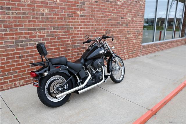 2005 Harley-Davidson Softail Night Train at Zylstra Harley-Davidson®, Ames, IA 50010