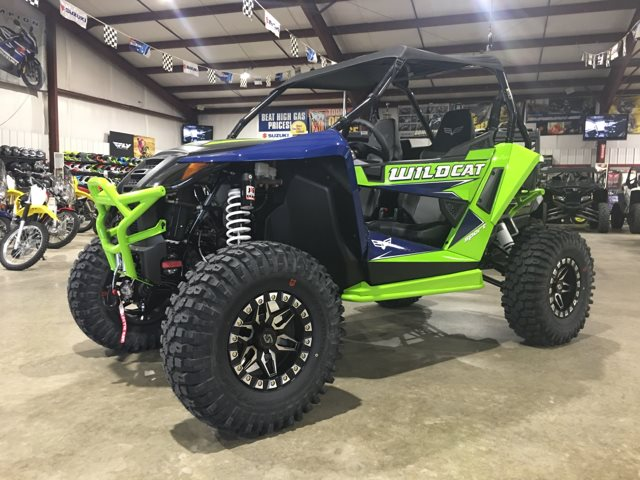 2019 Textron Off Road Wildcat Sport XT at Lincoln Power Sports, Moscow Mills, MO 63362