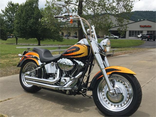 2008 Harley-Davidson Softail Fat Boy at Harley-Davidson of Asheville