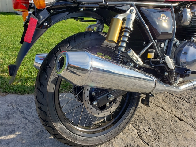 2022 Royal Enfield Twins INT650 at Classy Chassis & Cycles