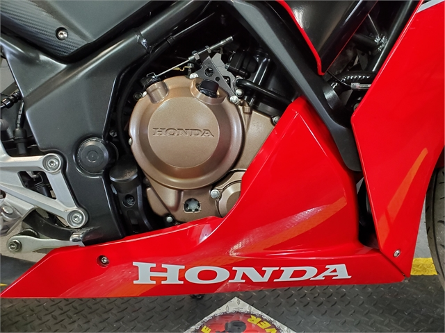 2020 Honda CBR300R Base at Used Bikes Direct