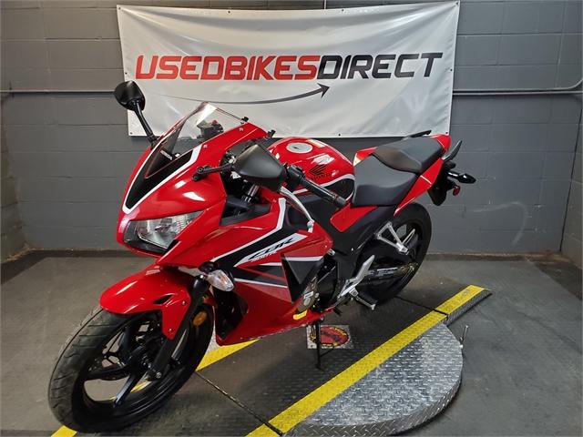 2020 Honda CBR300R Base at Used Bikes Direct