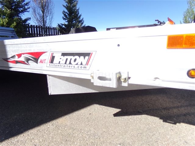 2018 Triton UTILITY AUT1482 at Power World Sports, Granby, CO 80446