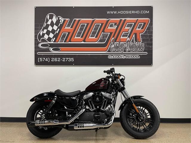 2021 Harley-Davidson Cruiser XL 1200X Forty-Eight at Hoosier Harley-Davidson