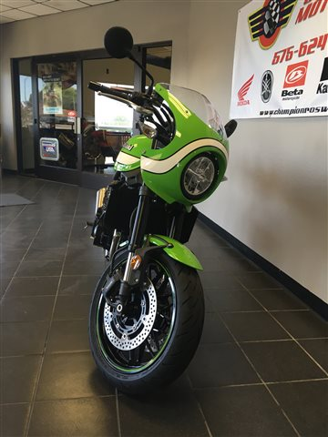 2018 Kawasaki Z900RS Cafe at Champion Motorsports