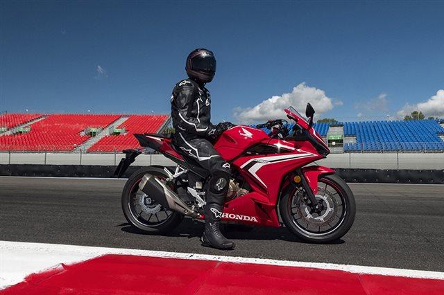 2019 Honda CBR500RK ABS at Ehlerding Motorsports
