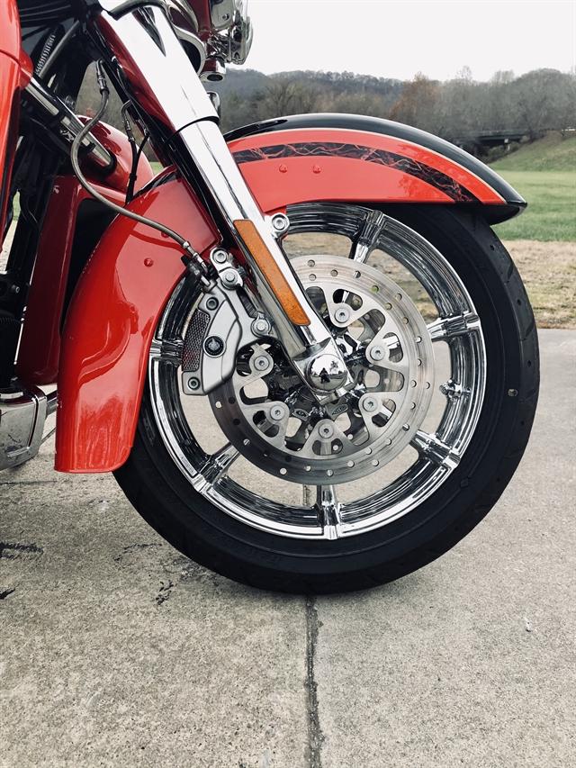 2016 Harley-Davidson Electra Glide CVO Limited at Harley-Davidson of Asheville