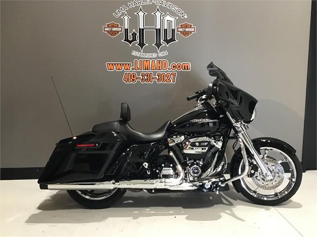 2017 Harley-Davidson Street Glide Base at Lima Harley-Davidson