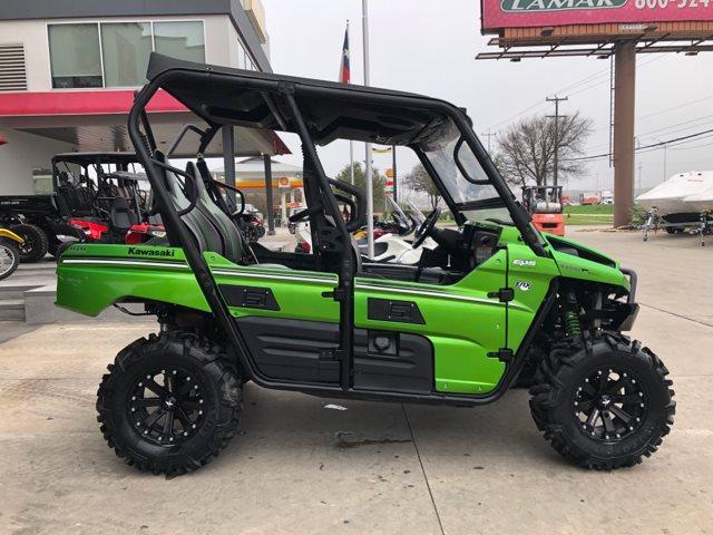 2014 Kawasaki Teryx4 LE at Kent Powersports, North Selma, TX 78154