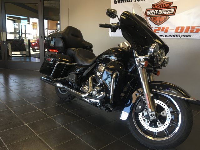 2016 Harley-Davidson Electra Glide Ultra Limited at Champion H-D Redesign