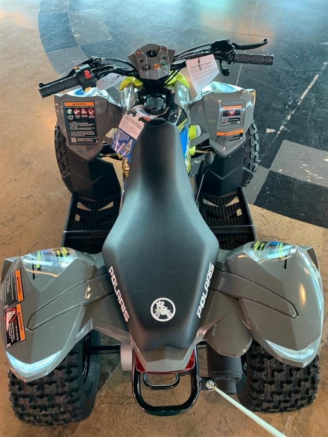 2021 Polaris Outlaw 110 EFI at Kent Powersports of Austin, Kyle, TX 78640
