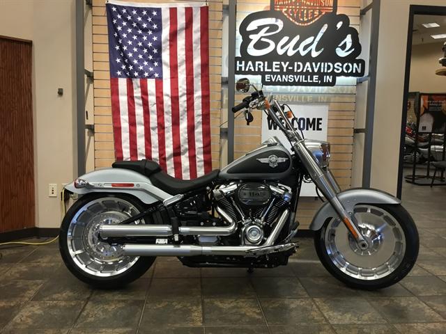 2020 Harley-Davidson SOFTAIL at Bud's Harley-Davidson