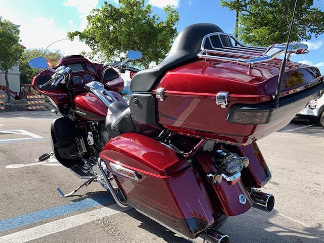 2015 Harley-Davidson Road Glide CVO Ultra at Fort Lauderdale