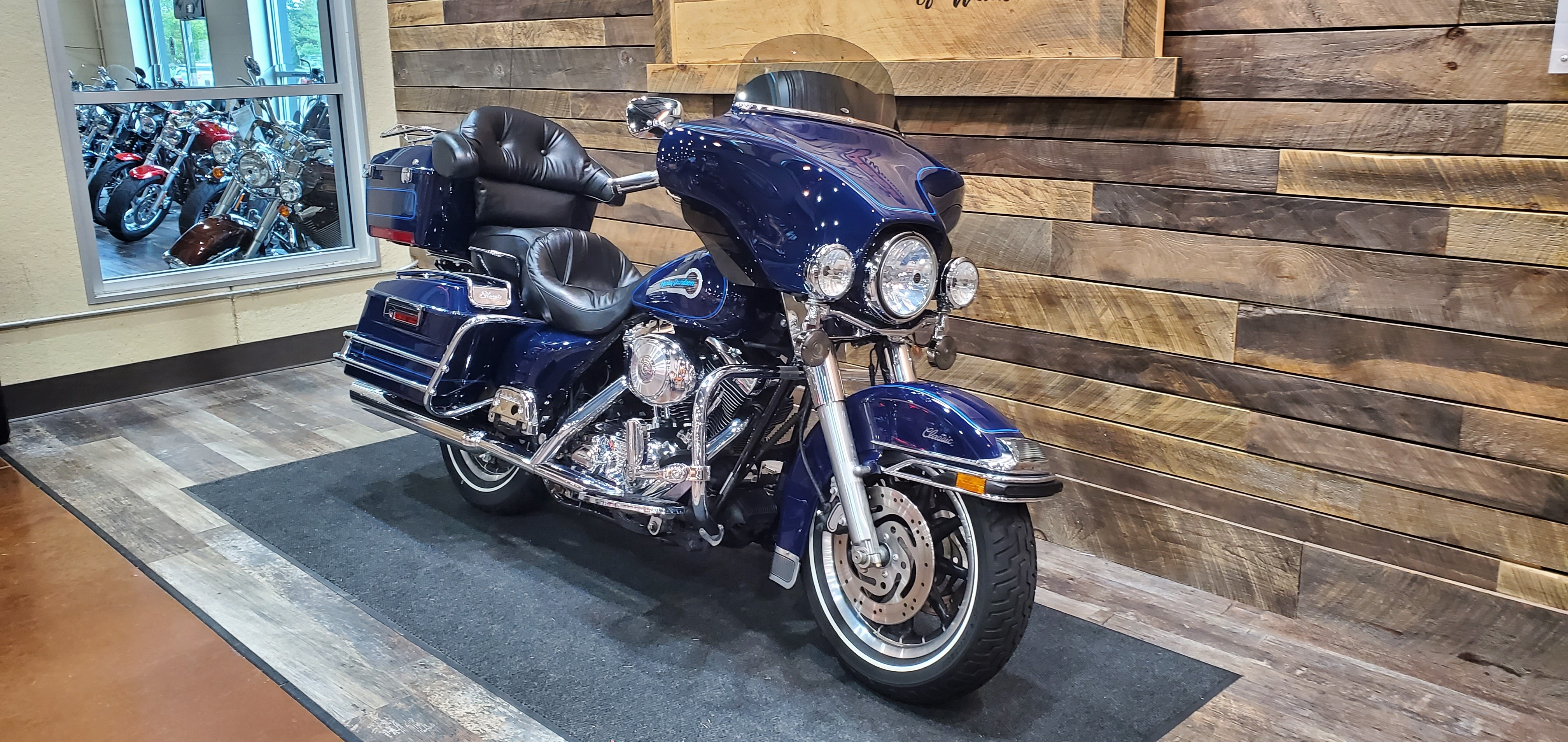 2002 Harley-Davidson FLHTC SHRINE at Bull Falls Harley-Davidson
