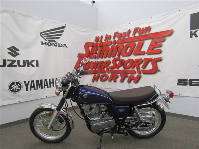 2018 Yamaha SR400 Base at Seminole PowerSports North, Eustis, FL 32726