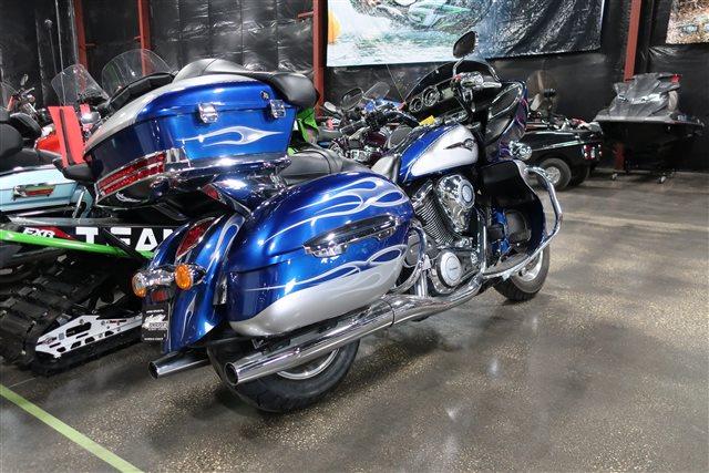 2011 Kawasaki Vulcan 1700 Voyager at Rod's Ride On Powersports, La Crosse, WI 54601