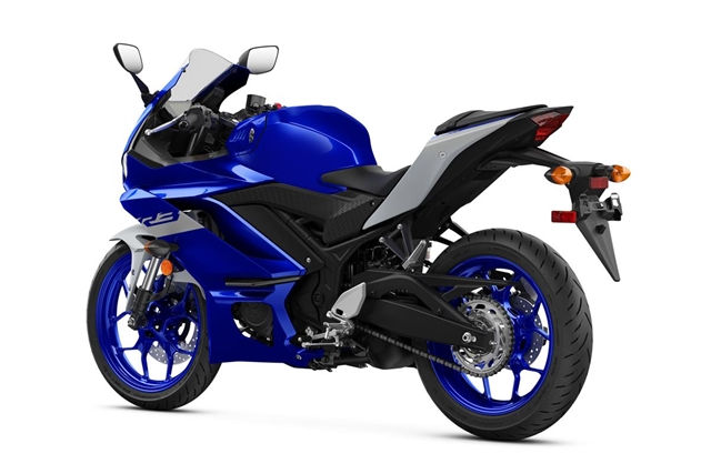 2020 Yamaha YZF R3 at Lynnwood Motoplex, Lynnwood, WA 98037